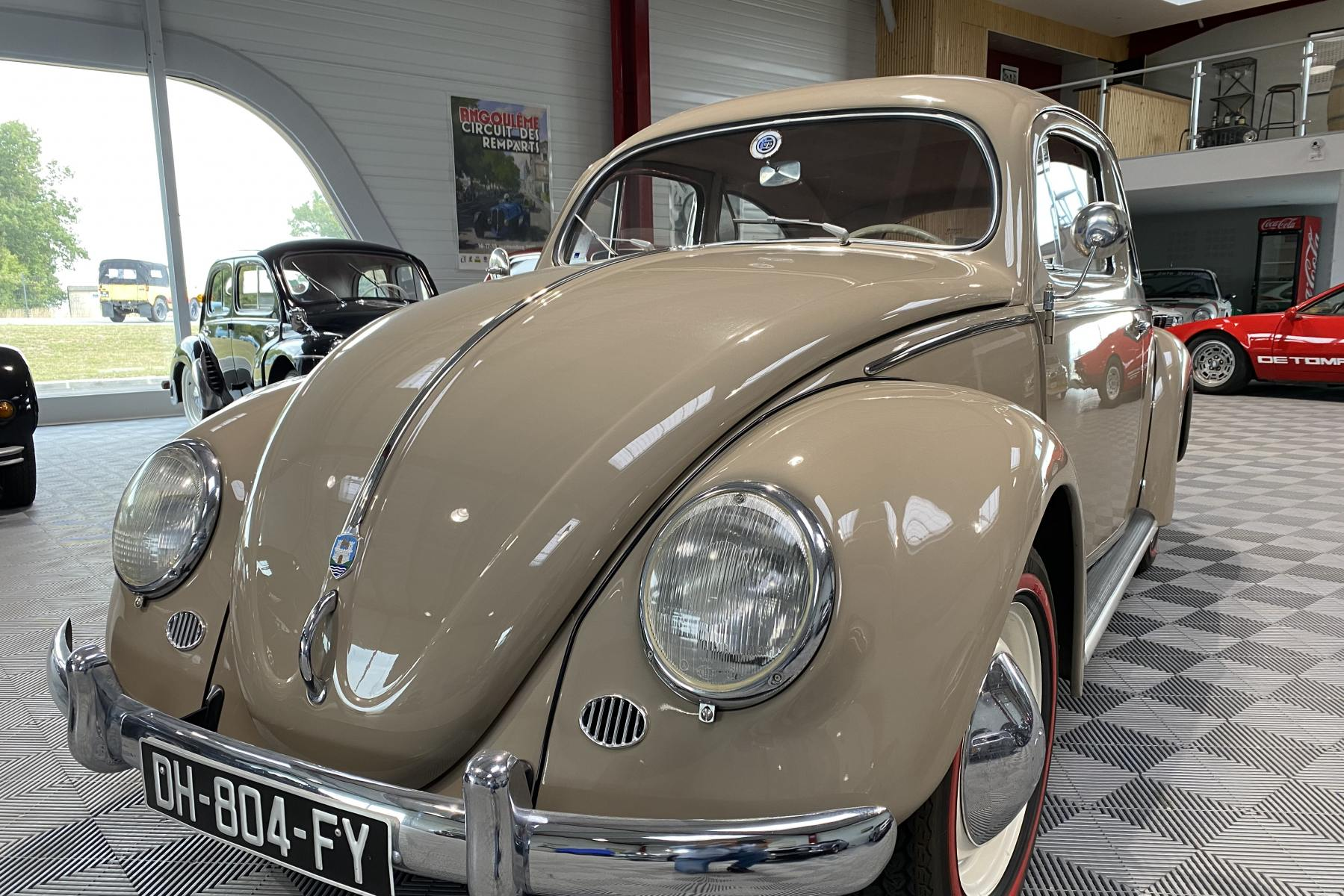 Vente-annonce-Volkswagen-Ovale Old Speed-classic-auto-restor